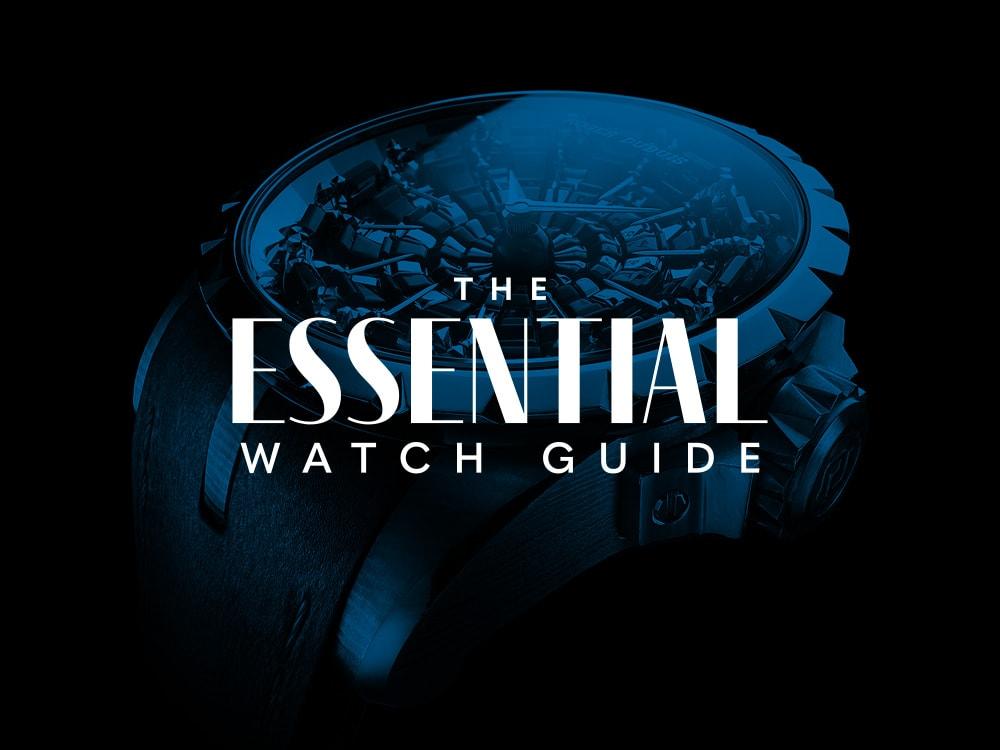 essential watch guide